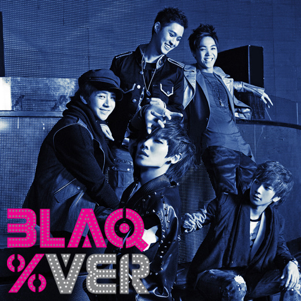 MBLAQ 4th Mini Album `BLAQ%Ver.` 앨범정보